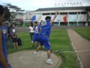 PHILSPADA Sports Activity Held at Marikina City